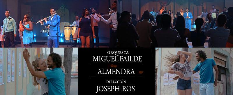 Orquesta Failde - ¨Almendra¨ - Videoclip - Director: Joseph Ros. Portal Del Vídeo Clip Cubano