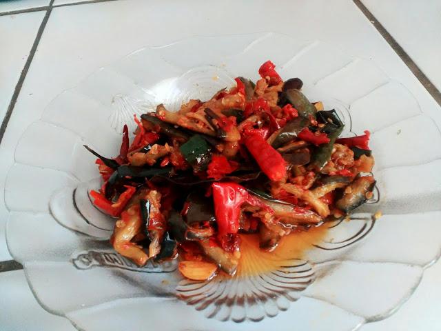 Manfaat Hingga Resep Masakan Terong Balado