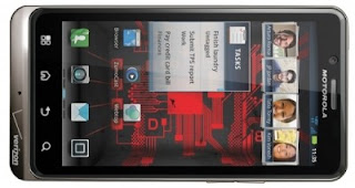 Verizon Droid Bionic by Motorola available on Sept 8