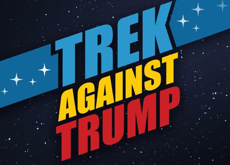 Il disinformatico: star trek contro trump