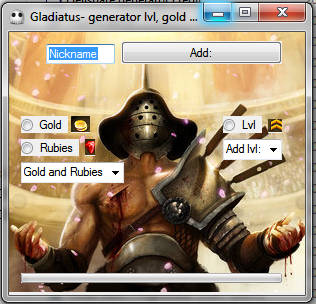 HACK TÉLÉCHARGER V2.0 GLADIATUS