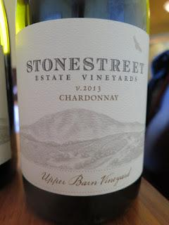 Stonestreet Upper Barn Chardonnay 2013 (92 pts)