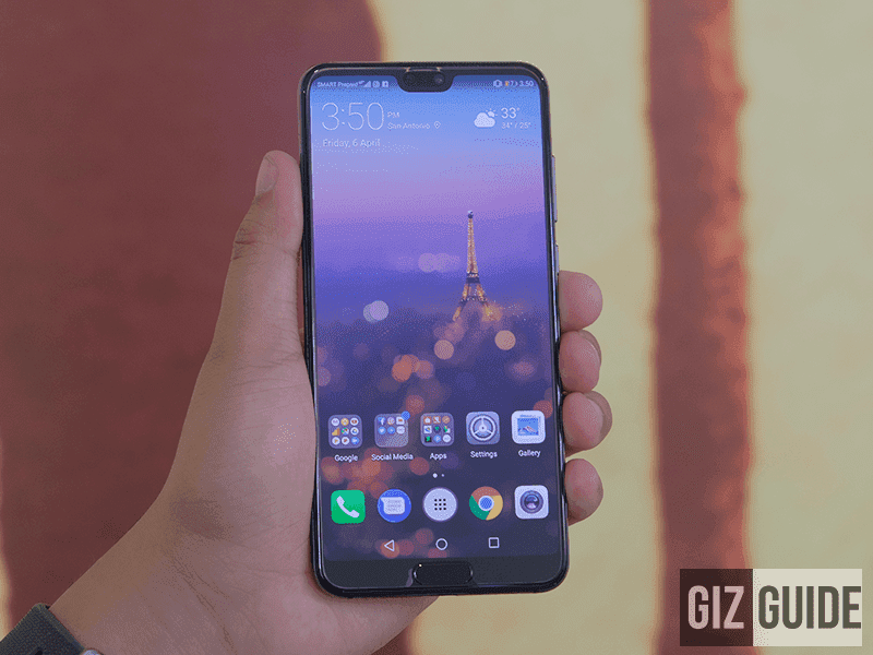 Huawei P20 Pro's GPU Turbo update is now available in the Philippines