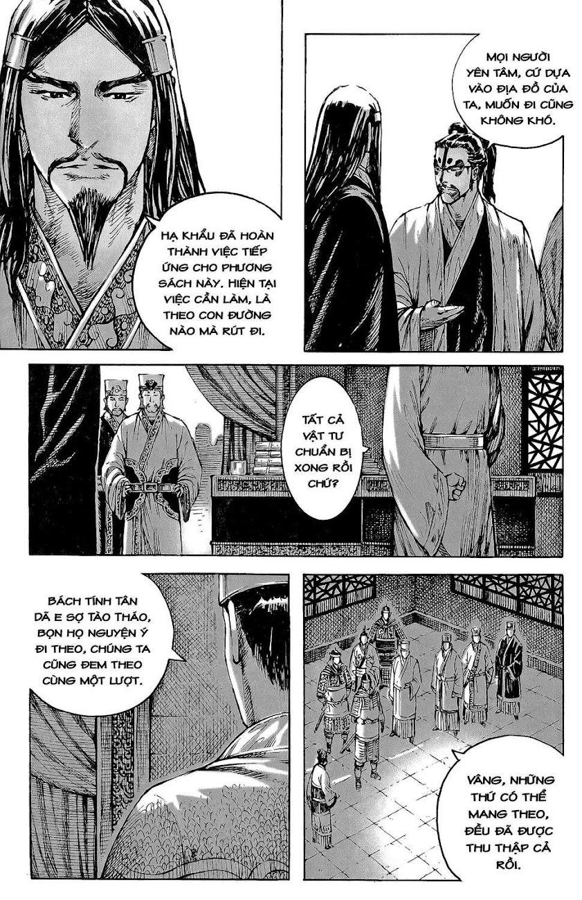 Hỏa phụng liêu nguyên Chương 382: Tào Tháo nam hạ [Remake] trang 3