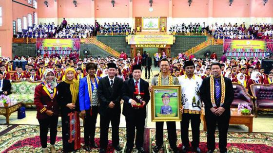 Info Pembaruan Data NIK Dosen Universitas Teknokrat Indonesia