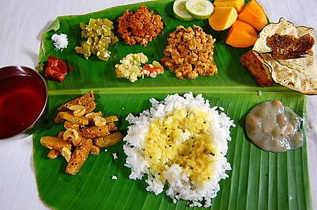 Indian Regional Vegetarian Food Festival