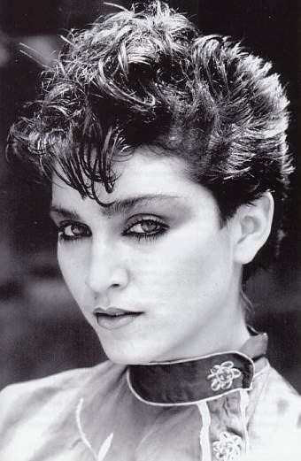 Pud Whackers Madonna Scrapbook Madonna Circa 1981