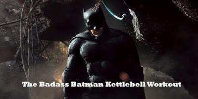 badass batman workout
