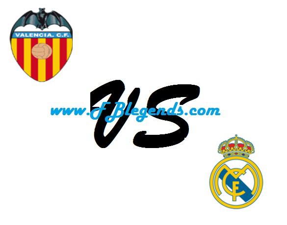 مشاهدة مباراة ريال مدريد وفالنسيا بث مباشر في الدوري الاسباني يوم 29-4-2017 مباريات اليوم