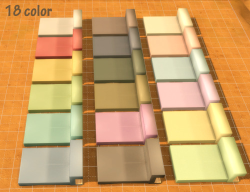 My Sims 4 Blog: Looks Like Cardboard Bed Frame by Roundog