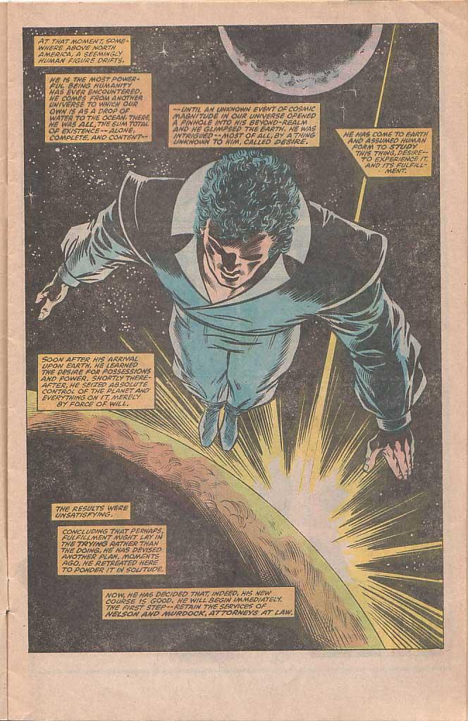 Daredevil (1964) 223 Page 3