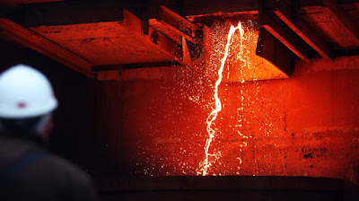 Más de 2% subió la libra de cobre en Londres