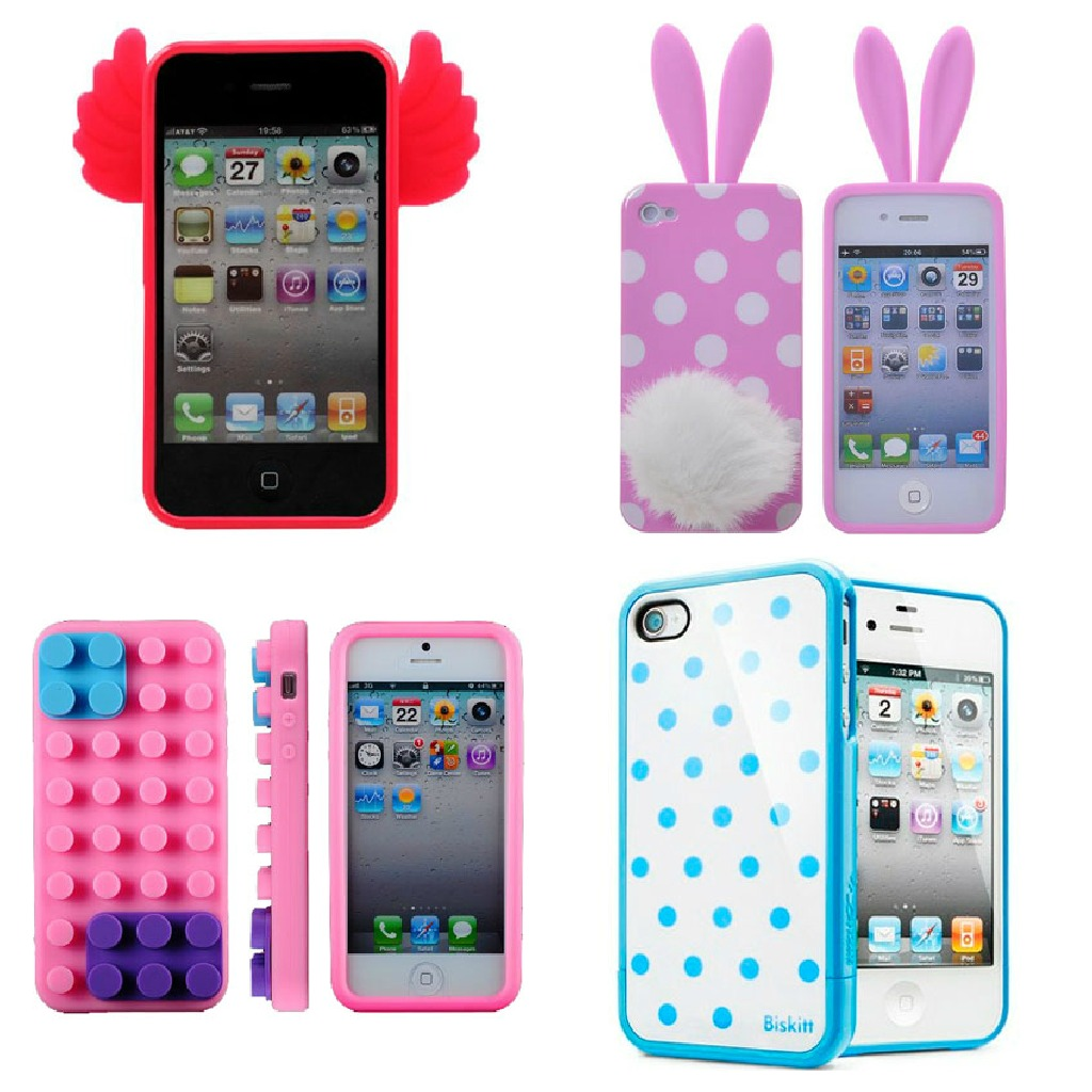 Fundas Chulas Iphone S