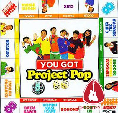 Lirik dan Chord Kunci Gitar Batal Kawin - Project Pop