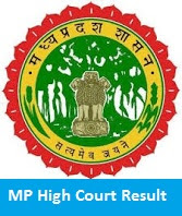MP High Court Result