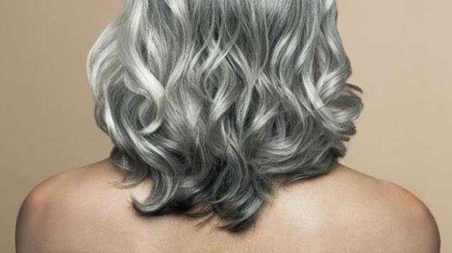 4 Bahan Alami Untuk Menghitamkan Rambut Yang Ampuh, obat uban, green angelica