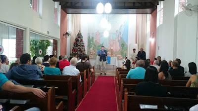 Crédito da imagem: Congregação Evangélica Luterana Concórdia.