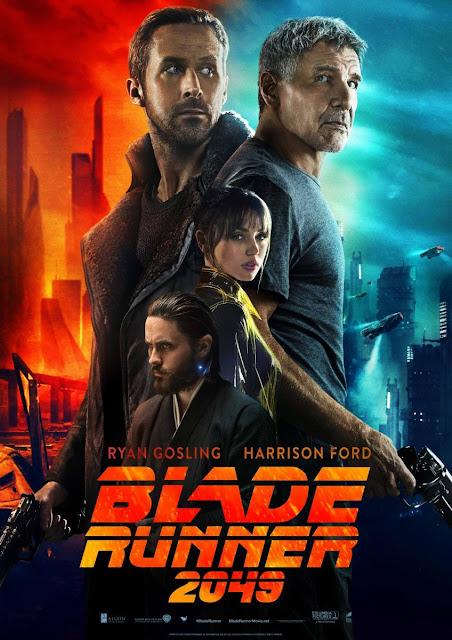 BLADE RUNNER 2049, película en la que ha trabajado el estudio de efectos especiales Rodeo FX