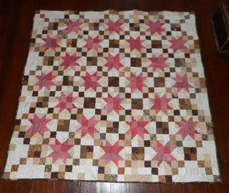 Pinkie Swear Quilt Free Pattern
