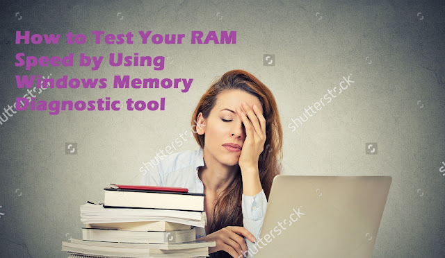 Test Your RAM Speed