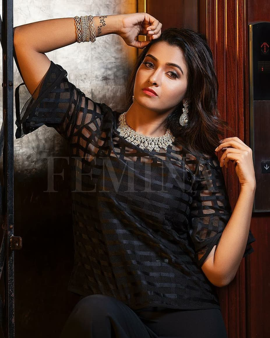 Actress Priya Bhavani Shankar Latest Photo Stills: Priya Bhavani Shankar Gorgeous Photoshoot At Femina