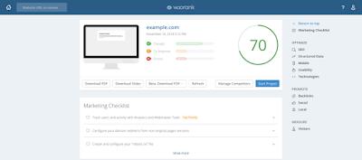 WooRank: Terbaik untuk Audit SEO Instan Profesional