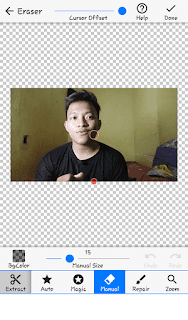 hapus background gambar stiker wa