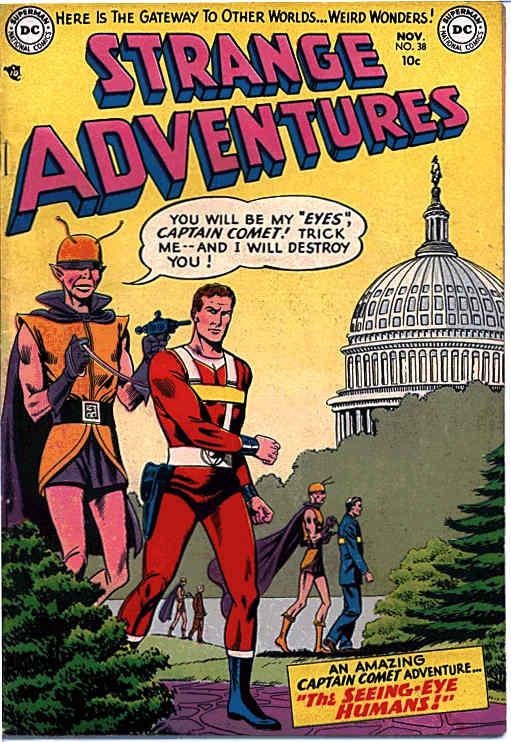 Strange Adventures (1950) 38 Page 1