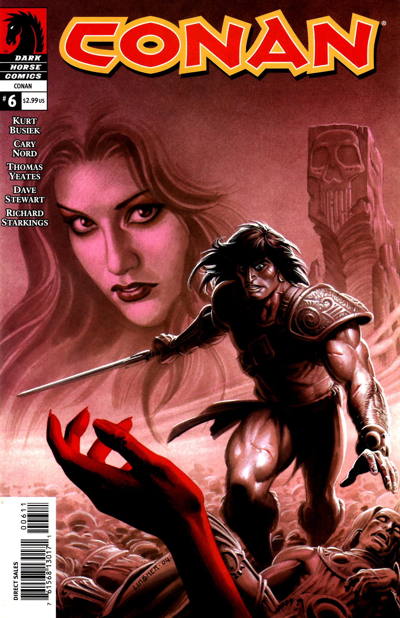 Conan (2003) 6 Page 1