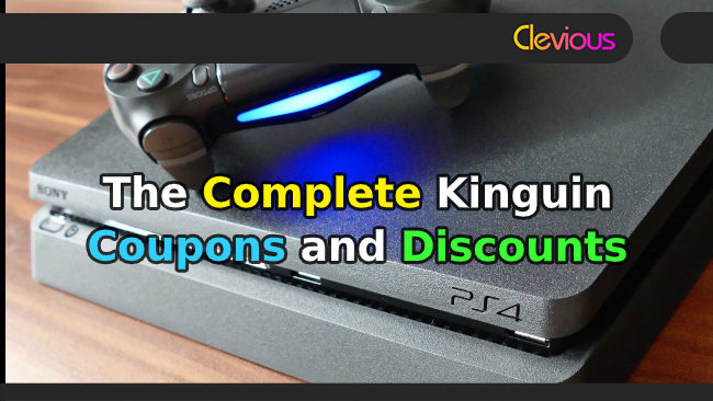 The Complete Kinguin Coupons & Discounts - Clevious Coupons
