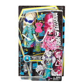 MH Voltageous Science Class Draculaura Doll