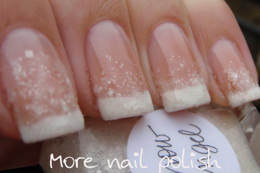 Lynnderella - Snow Angel ~ More Nail Polish