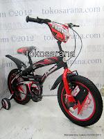 2 Sepeda Anak Phoenix P516 Tameng 16 Inci