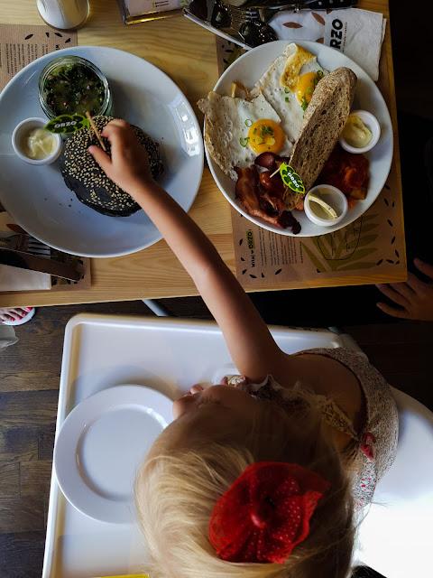 ORZO- śniadanie z dzieckiem za 1zł