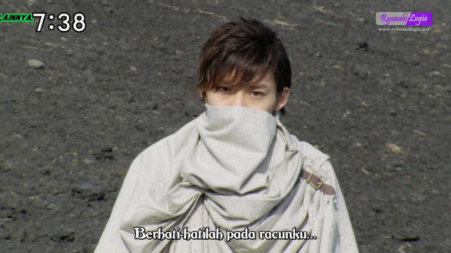 Download Uchuu Sentai Kyuranger Episode 03 Subtitle Indonesia