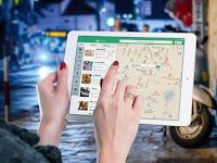 Cara mudah menampilkan Koordinat Lokasi Melalui Google Maps