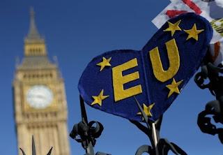 πολίτες της ΕΕ στη Βρετανία