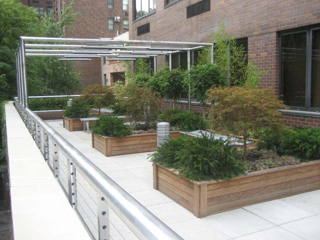 Creative Urban Roof Gardens designs Wallpapers HD Photo ...