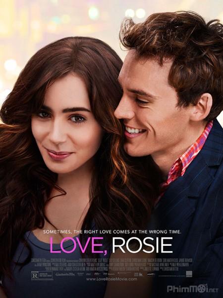 Bồng Bột Tuổi Dậy Thì - Love, Rosie (2020)