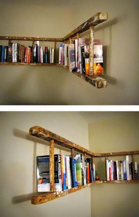 Ongekend Tasting Lifestyle: 5x een ladder in huis PC-27