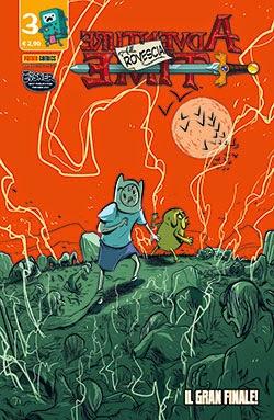 Adventure Time - Alla rovescia #3
