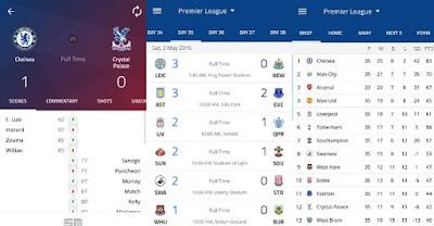 5 Aplikasi Jadwal dan Hasil Pertandingan Bola Terbaik di Android