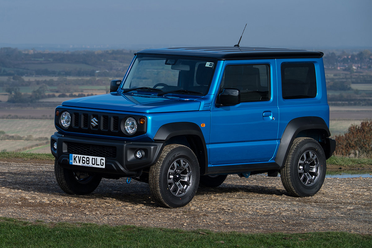 70724db33a6e The all-new Jimny is upon us. After initially saying that its availability  has been pushed back to the third quarter of the year