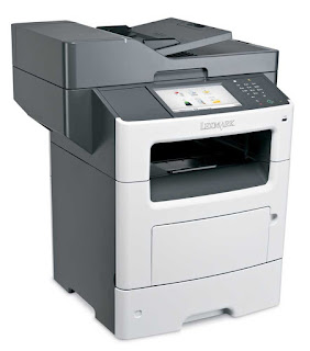 Lexmark MX617de Driver Download