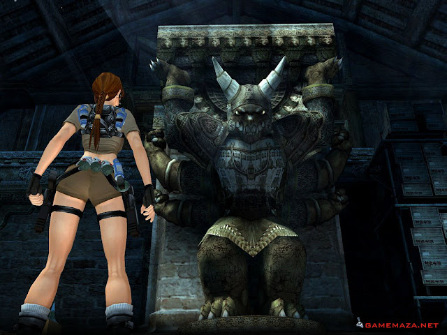 Tomb Raider Legend Gameplay Screenshot 3