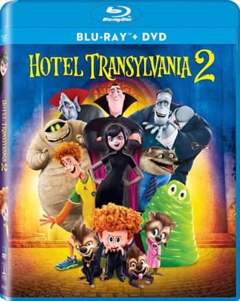 Hotel Transylvania 2 (2015) HD 1080p Latino