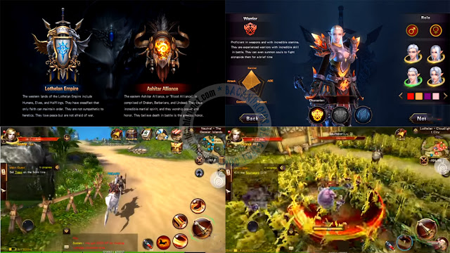 dragon revolt classic mmorpg APk Full gameplay