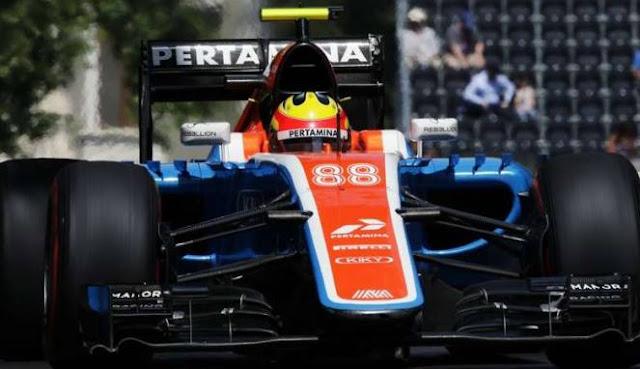 Manor Racing Tunggu Iktikad Baik Kubu Rio Haryanto