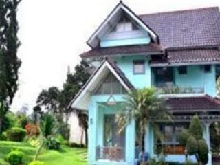 Hotel LTC Villa Lotus Cipanas Menawarkan Suasana Homey