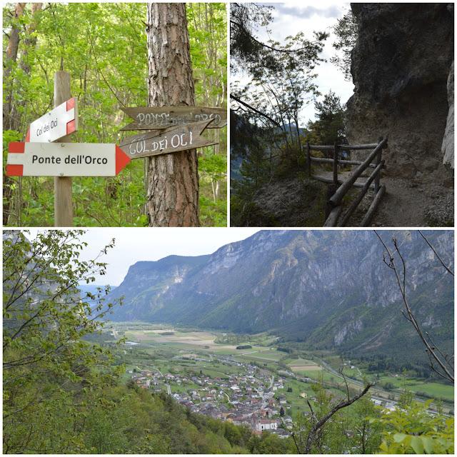 escursioni trekking valsugana